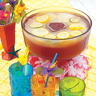 Punch tropical